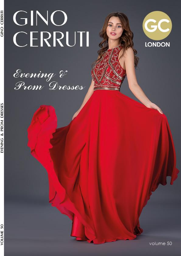 Prom Dress Catalog Cover